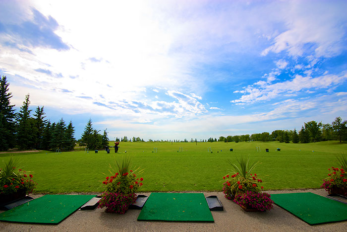 Jagare Ridge Driving Range